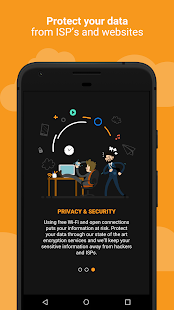 VPNhub - Secure, Private, Fast & Unlimited VPN мод