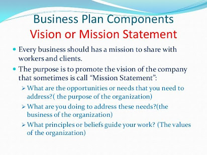Business description and vision business plan review of related literature in research proposal
