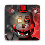 FNAF Freddy's 6 HD wallPaper