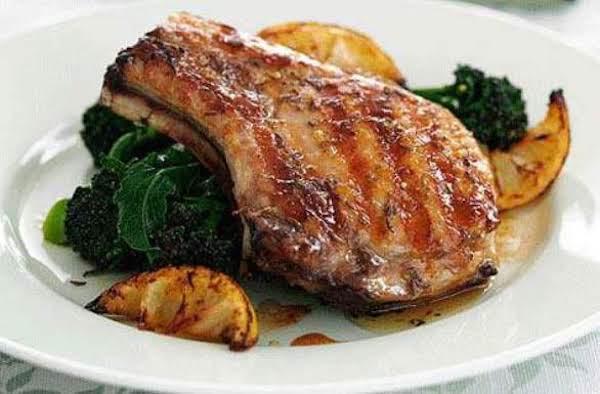 American Best Pork Steaks Recipe