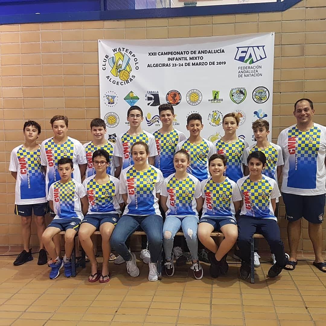 XXII Final Campeonato Andalucía Infantil Mixto