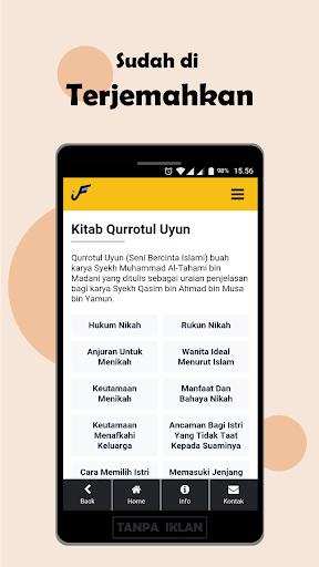 Qurrotul Uyun, Fathul Izar, Uqudu Lujain PRO screenshot 2