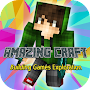 Amazing Craft: Exploration de jeux de construction APK icon