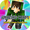 Amazing Craft: Building Games Exploration APK Icon