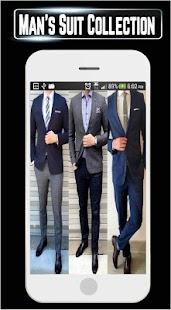 Formal Men Suit Stylish Fashion 2017 Offline Ideas - náhled