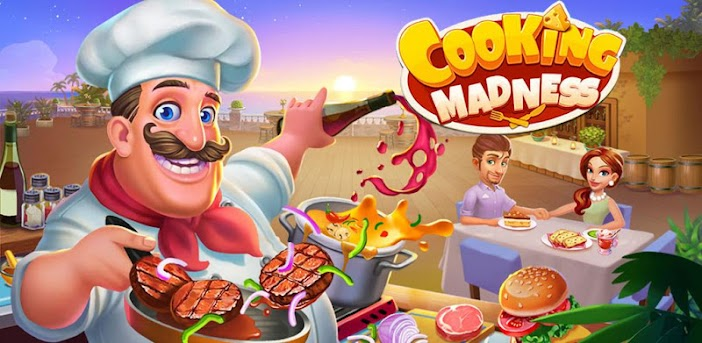 Cooking Madness - Restaurant Spiel
