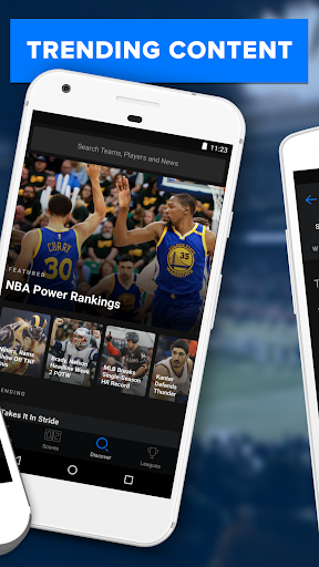 theScore: Live Sports News, Scores, Stats & Videos 6.5.2 screenshots 2