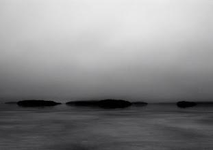 Photo: Några skogklädda holmar