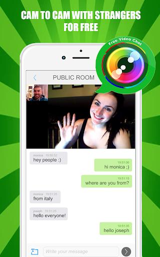 VideoChat - Free Video Calls : Chatroulette 1.0 screenshots 3