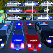 Multi Story police car carrier