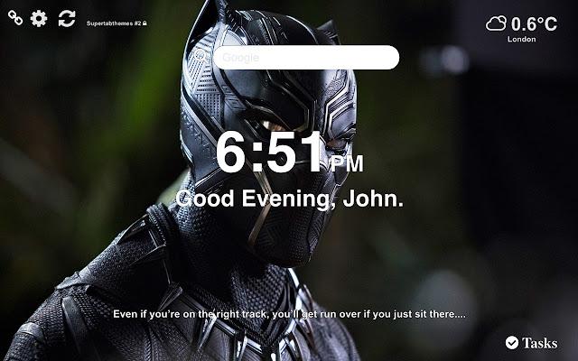 Black Panther Best Wallpaper + HD