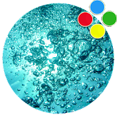 Air Bubbles-xperia-theme