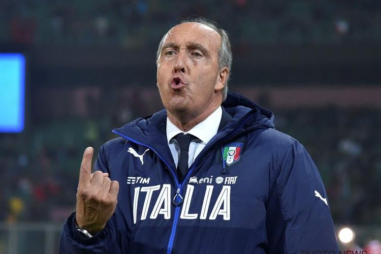 Un ancien sélectionneur de la Squadra Azzura démissionne de son poste d'entraîneur en Serie B