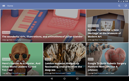 News360: Personalized News Screenshot 1
