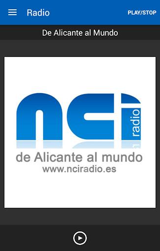 NCI Radio Alicante