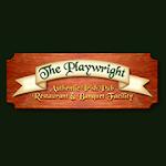 Logo for The Playwright Irish Pub Restaurant & Banquet Facility