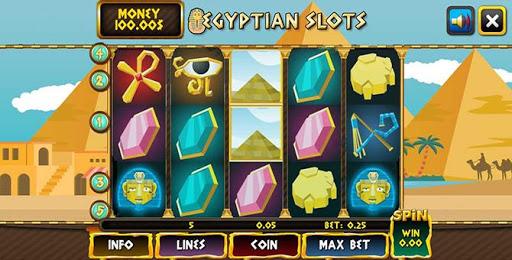 Egyptian Slots  captures d'u00e9cran 2