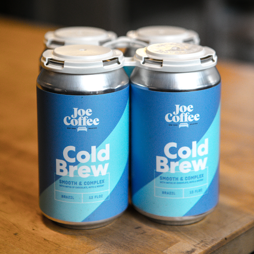 Cold Brew can - 4 pack