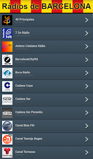 Catalunya radios online and live - náhled
