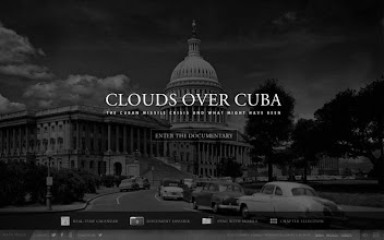 Photo: Site of the Month November 2012: Clouds over Cuba