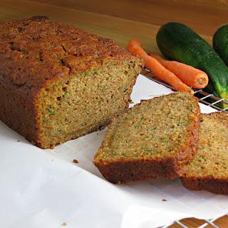 Carrot Zucchini Bread Recipe