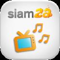 SiamZa ฟังวิทยุ ดูทีวี ข่าว icon