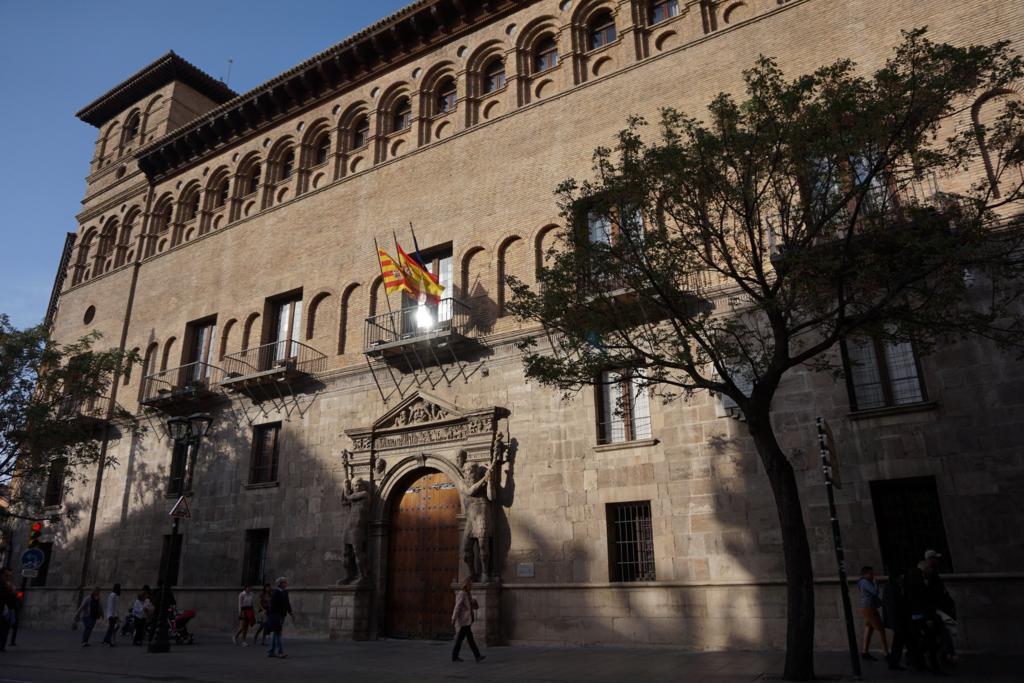 Palacio de los Condes de Morata o los de Luna