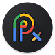 Pixel Experience Theme Dark for LG G7 apk