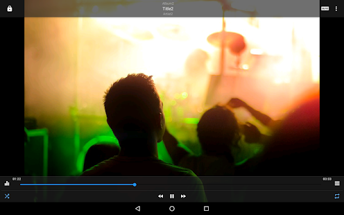 EQ Media Player PRO- screenshot thumbnail
