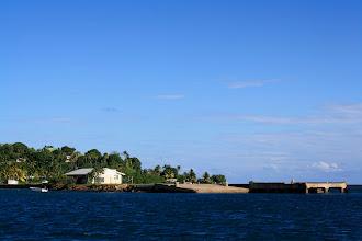 Photo: Nabouwalu Village Wharf ,Vanua Levu