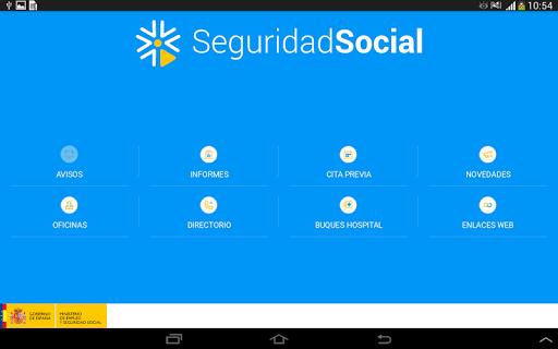 Seg-Social Seg. Social Móvil screenshot 6