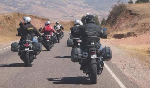 Voyage moto routes andines Pérou en BMW 1200 GS