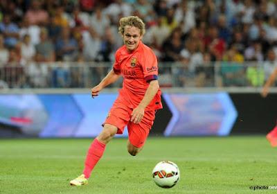 Un club belge veut récupérer un ancien grand talent de Barcelone à l'AC Milan