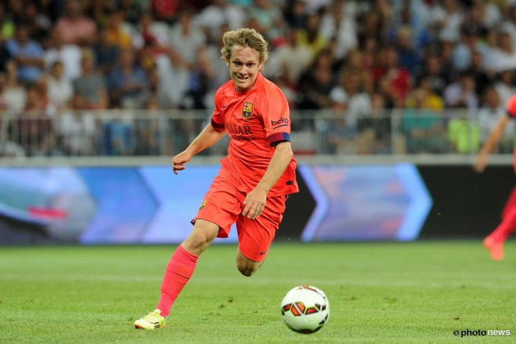Officiel : Alen Halilovic rejoint le Standard !