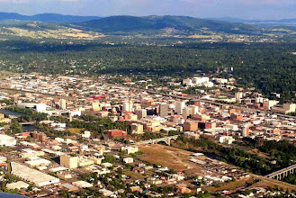 Photo: Spokane is the 2nd-largest city in Washington with a population of 209,525 or 532,000 (metro). It's nowhere near Seattle, clear on the other side of the state.
