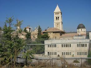 Photo: Иерусалим. Лютеранская церковь