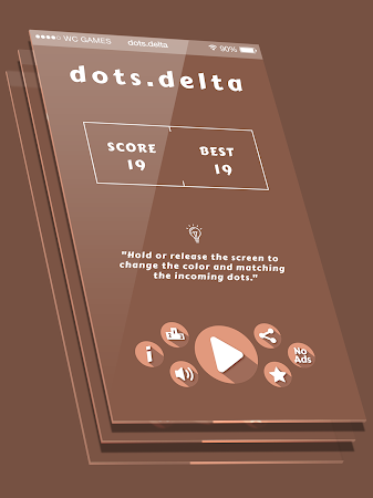 dots δ | Tap Color Switch 2.0 screenshot 1498390