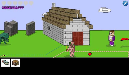 Vegetta Saw Game 4