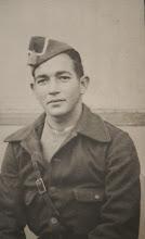 Photo: En la mili. Proveedor: Begoña García. Año: 1936.