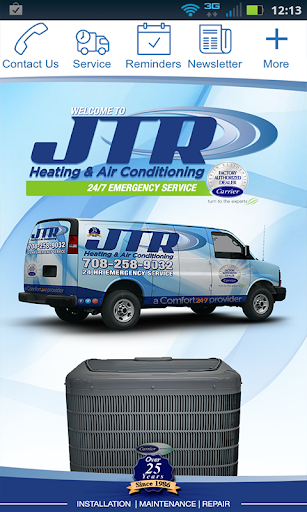JTR Heating Air Conditioning