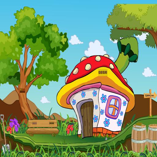 Vegetable House Escape