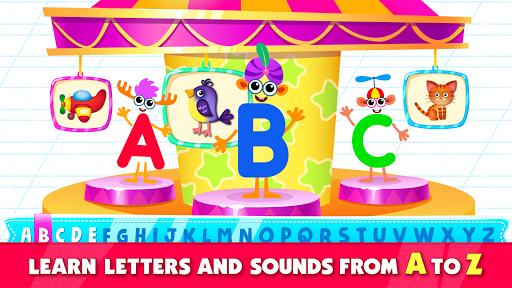 Bini Super ABC! Preschool Learning Games for Kids!  screenshots 17