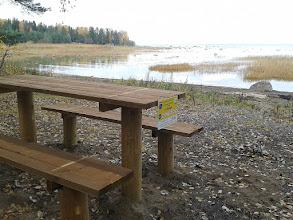 Photo: Место для отдыха (Финский залив)