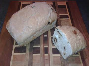 Homemade White Bread for Toast