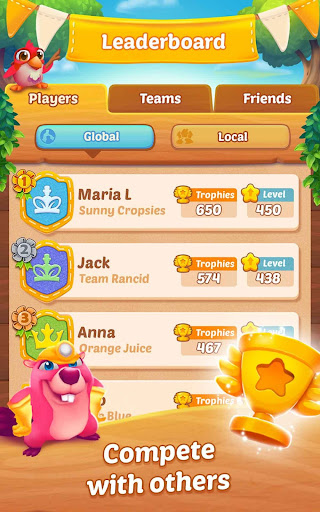 Farm Heroes Champions 1.0.7 screenshots 12