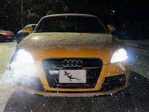 TT ロードスター 8JCESF S-Line 2015のカスタム事例画像 中山ジャス子 AudiTTR8Jさんの2019年11月29日18:01の投稿