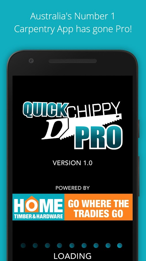 Quick Chippy Pro- screenshot
