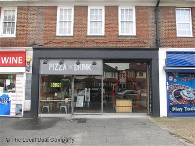 Pizza X Drink On Gunnersbury Lane Restaurant Pizzeria In