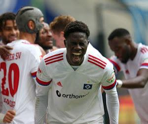 🎥 Le troisième but du jeune Belge Amadou Onana avec Hambourg