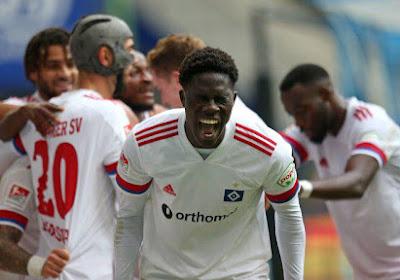 Amadou Onana reste en course pour la montée en Bundesliga